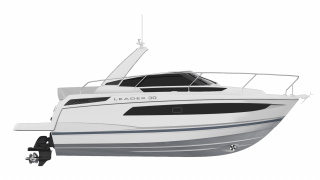 Leader 30 │ Leader of 9m │ Boat powerboat Jeanneau